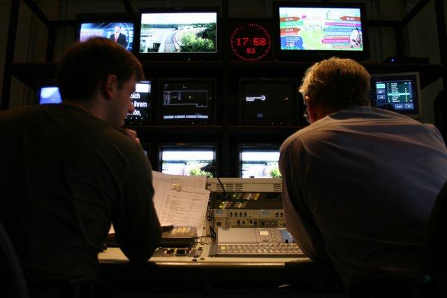 BRF Fernsehen: Senderegie