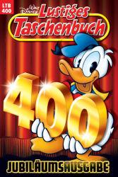 Donald und Co. feiern die  400. Ausgabe (© Disney)