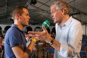 Stefaan De Clerck im BRF1-Interview