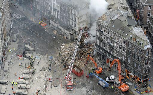 Terren Liegen | Gedenken An Die Opfer Der Gasexplosion In Luttich