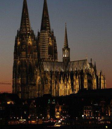 Kölner Dom Bald Auf Zwei Euro Münze