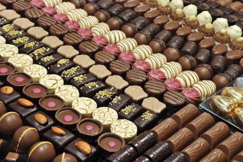 Süßwarenmesse In Köln