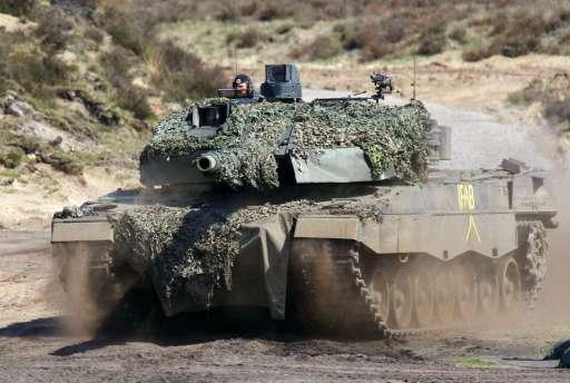 armee dementiert kaufabsichten f r leopard 2 panzer. Black Bedroom Furniture Sets. Home Design Ideas