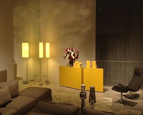 ber tausend aussteller auf der imm cologne. Black Bedroom Furniture Sets. Home Design Ideas