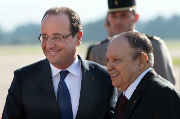 Algerien Frankreich