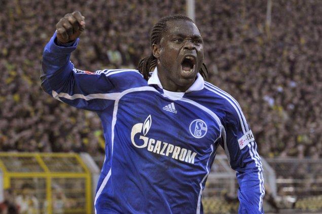 Schalke-Idol Asamoah hört auf