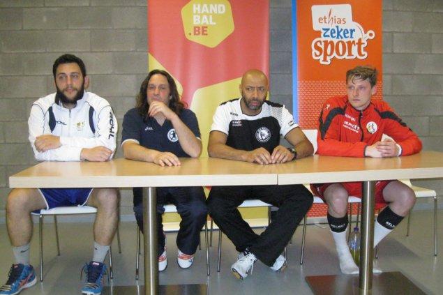 Handball Belgien Zypern 3020 In Der Em Qualifikation