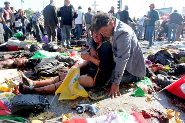 Terroranschlag Twitter: 86 Tote Bei Terroranschlag In Ankara