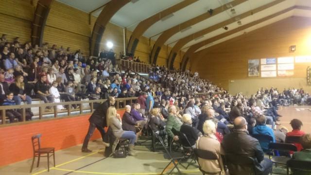 Erste Budo-Gala in Eupen lockte rund 600 Zuschauer