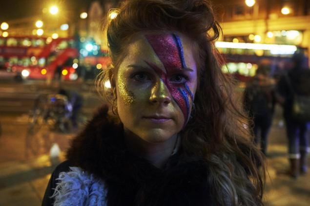 Weltweit Trauer Um Pop Ikone David Bowie