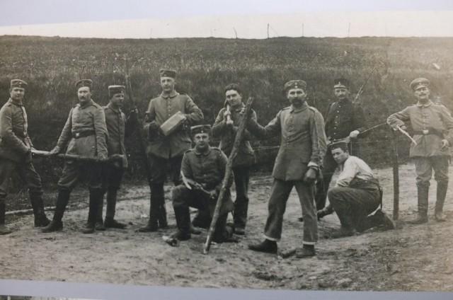 """""""Grenzland 1914-1929"""": Wanderausstellung im Museum des Geschichtsvereins ZVS - Februar 2016 (Bild: Stephan Pesch/BRF)"""