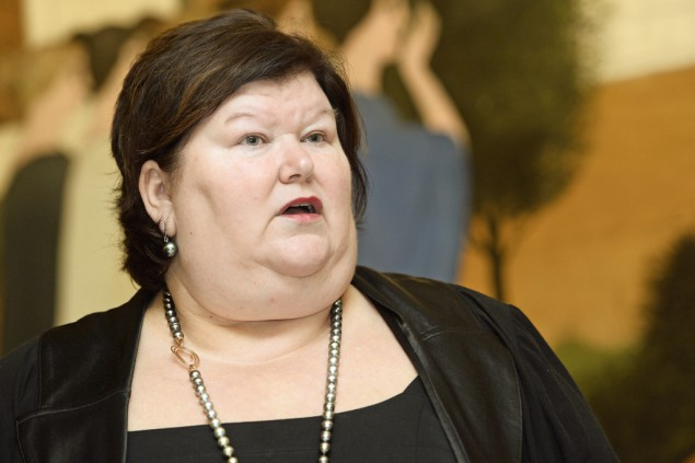 Belgiens Gesundheitsministerin