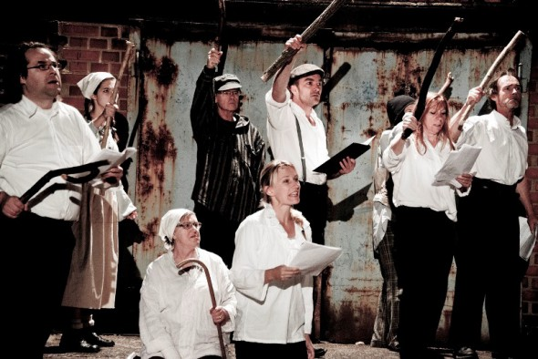 Theater K: Rebellion 1830
