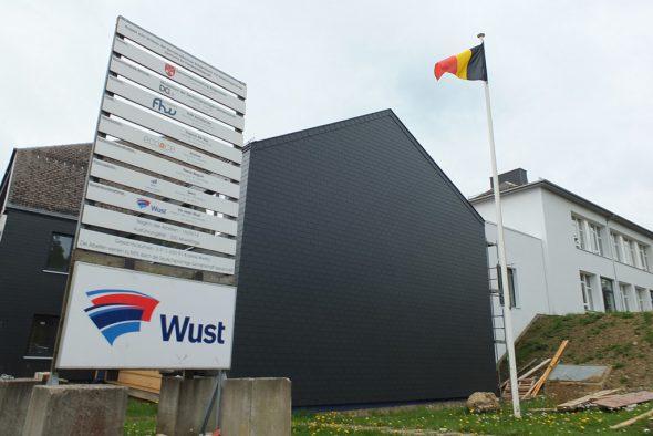 Um- und Ausbau der Grundschule in Bütgenbach