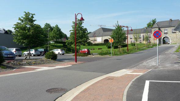 Projekt Revitalisierung in Bütgenbach abgeschlossen