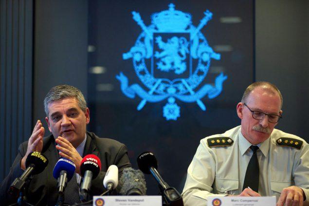Generalleutnant marc compernol wird neuer stabschef der belgischen armee