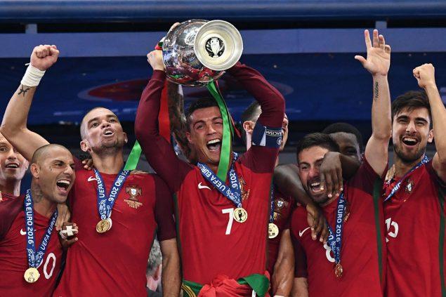 Portugiesischer FuГџball Meister