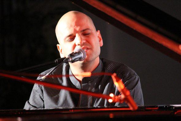 Andy Houscheid bei der BRF-Liedernacht 2016