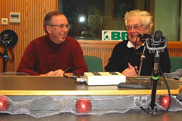 Norbert Scholzen im Gespräch mit Raymond Schwall (2007)