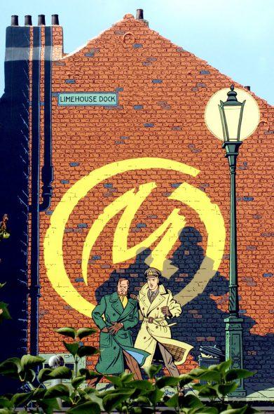 Comic-Helden Blake und Mortimer schützen die Welt seit 70 Jahren vor Bösewichten