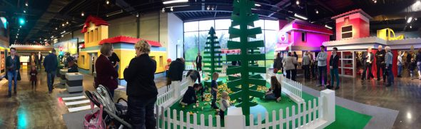 World of Bricks: Lego-Ausstellung in Kerkrade