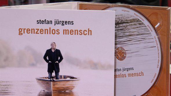Neues Album von Stefan Jürgens: Grenzenlos Mensch