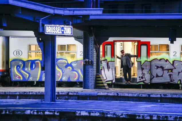 Wochenende Brüssel brüssel nord südachse wird für ein wochenende gesperrt