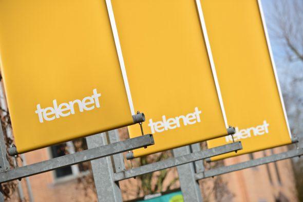 Telenet-Hauptsitz in Brüssel