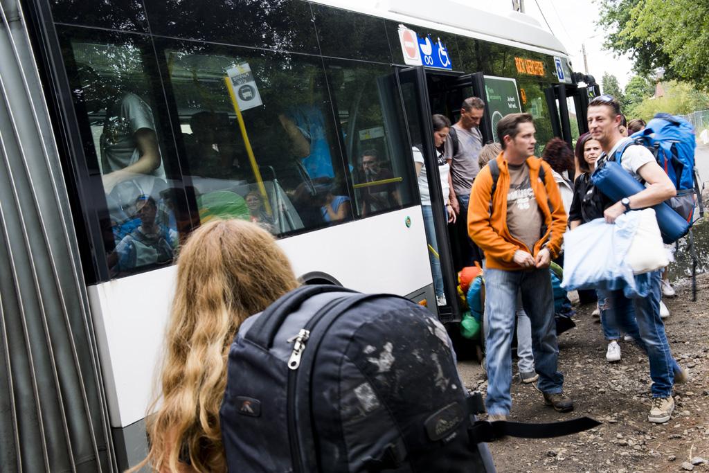 Busse Streiken