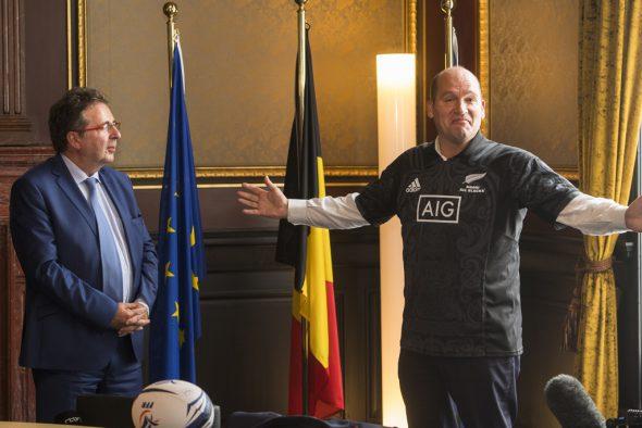 Philippe Close ist der neue Brüsseler Bürgermeister