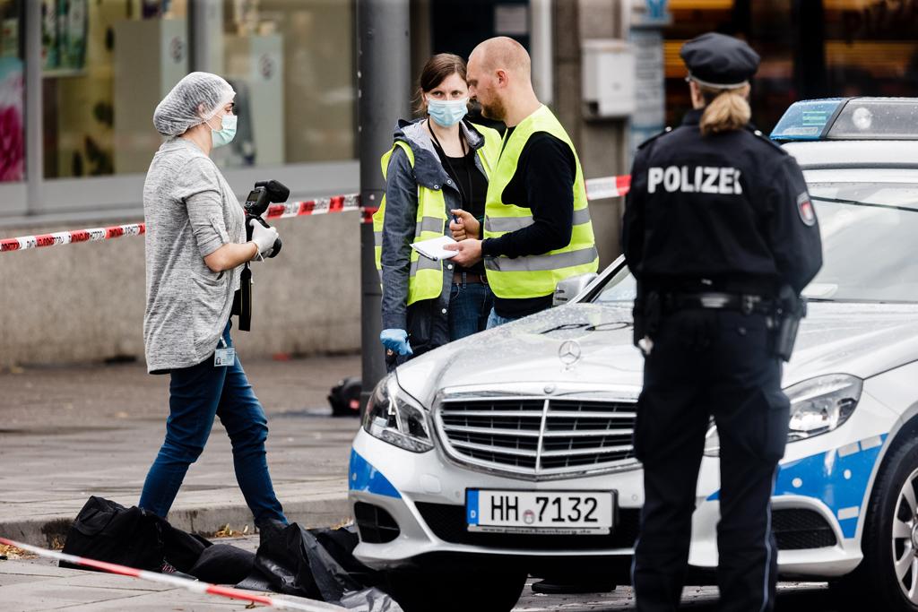 Hamburg Attentäter