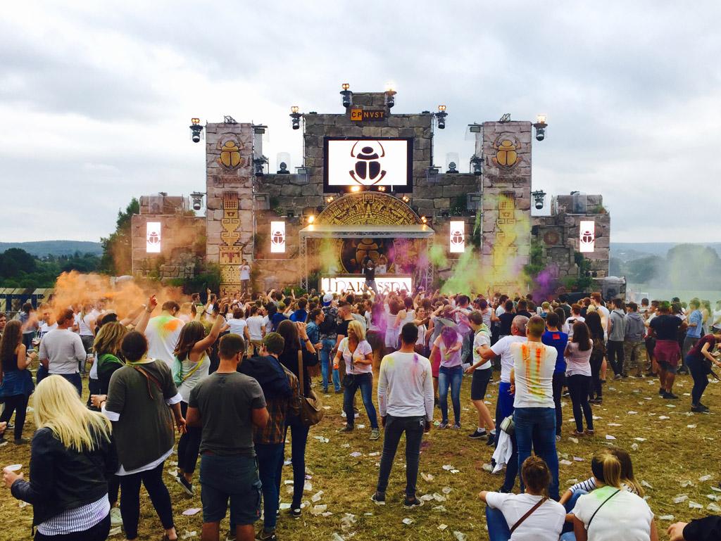 """""""Holi-Spirit-Event"""": Trakasspa-Festival in Eupen erfolgreich zu Ende gegangen"""