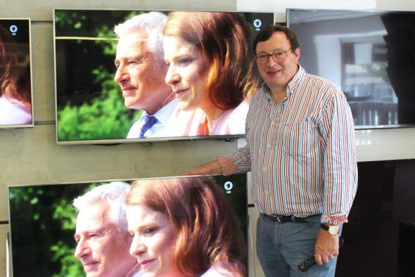 TV-Fachmann Günter Birnbaum
