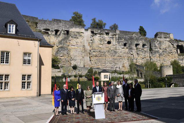 Frauen treffen luxemburg