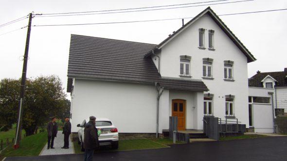 Dorfhaus in Thommen (Bild: Gemeindeverwaltung Burg Reuland)