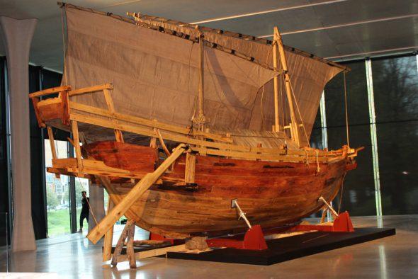 """""""Europalia - Königreiche des Meeres"""": Vielversprechende Ausstellung in der Boverie (Bild: Julia Slot/BRF)"""
