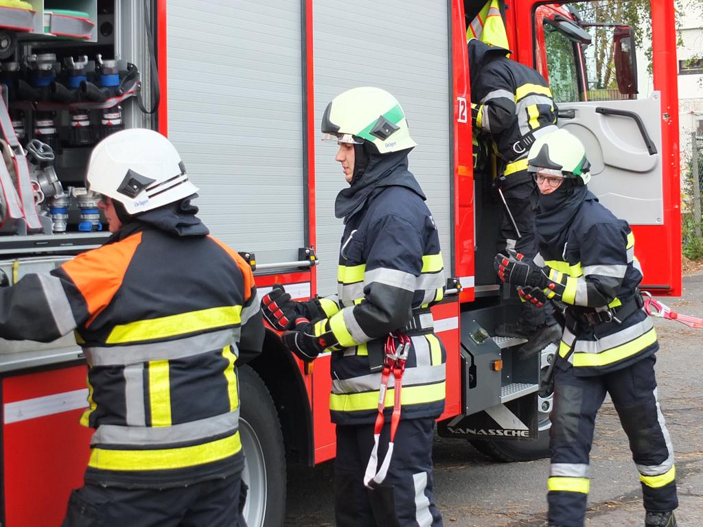 und - Feuerwehrubungen Beispiele