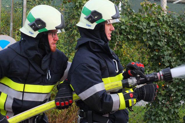 befhigungsnachweis wer zur feuerwehr will muss sich erst bewhren - Feuerwehrubungen Beispiele