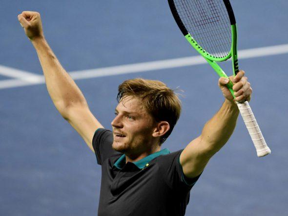 David Goffin aus Lüttich hat das ATP-Tennisturnier von Tokio gewonnen