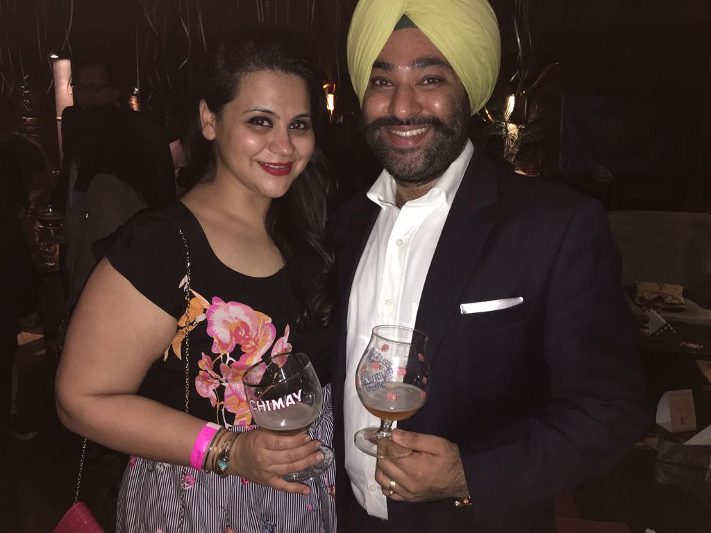 Handelsmission in Indien: Belgisches Bier und indische Sikhs