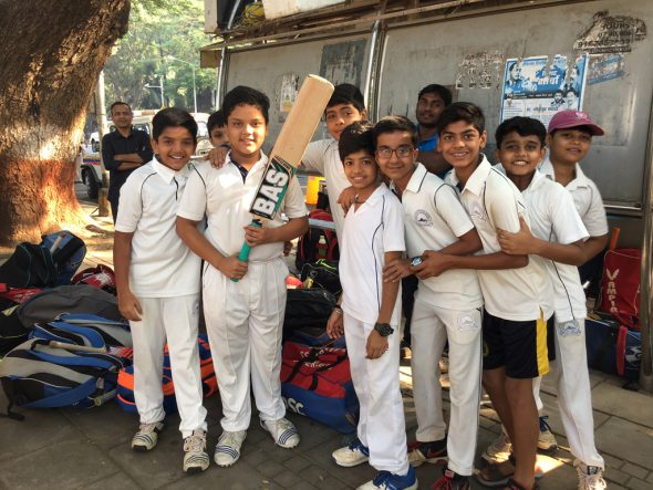 Cricket ist in Indien Volkssport (Bild: Simonne Doepgen/BRF)