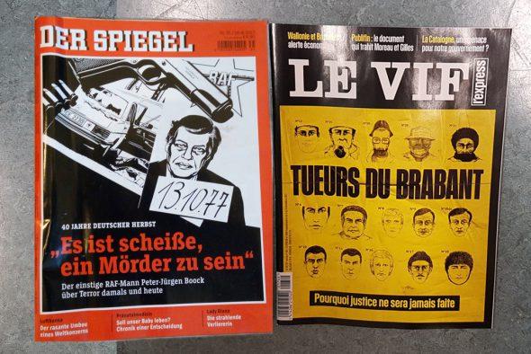 Die RAF beschäftigt Deutschland bis heute - die Killerbande von Brabant bleibt leider weiter ein Rätsel
