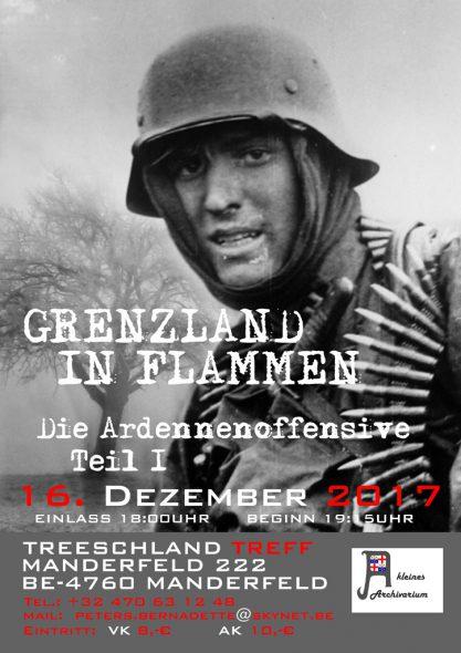 """""""Grenzland in Flammen"""""""