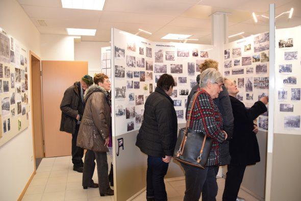 Kleines Archivarium in Manderfeld