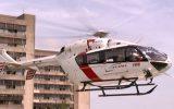 Mike, der neue Helikopter von Bra-sur-Lienne (Bild: RTBF)