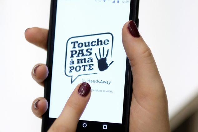touche pas ma pote app gegen sexuelle belstigung bild eric - Sexuelle Notigung Beispiele