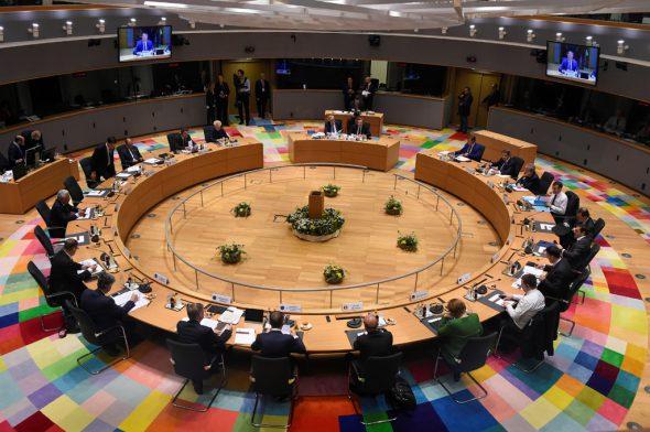 EU-Gipfel in Brüssel (Bild: John Thys/AFP)