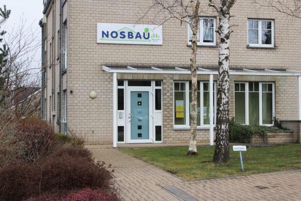 Nosbau-Sozialsitz in Eupen (Bild: BRF)