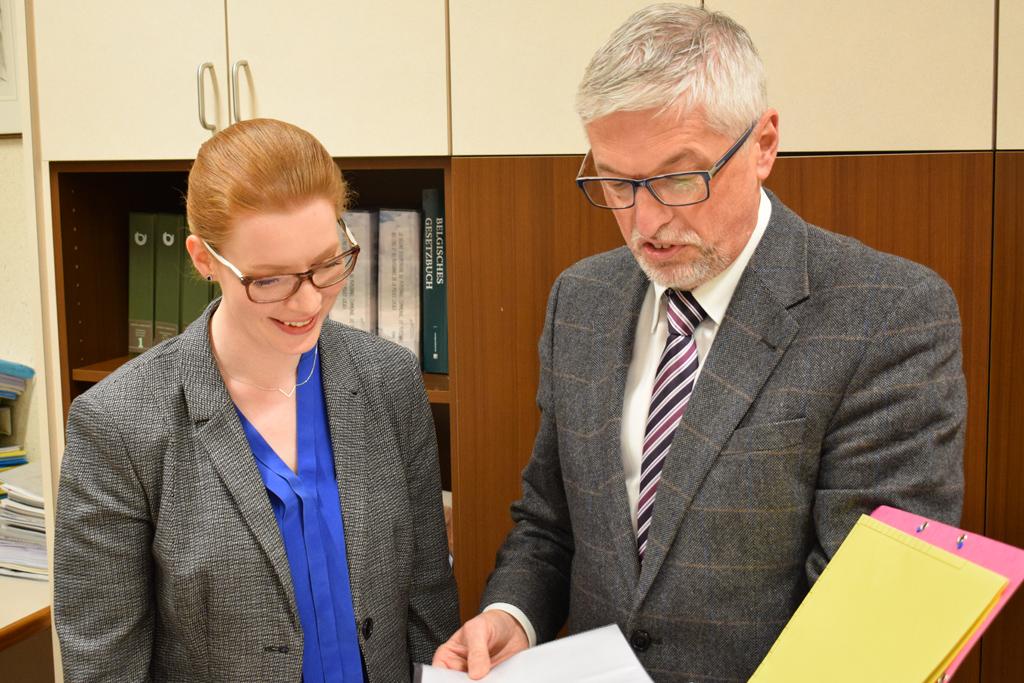 Verena Krings wird neue Generaldirektorin von Bütgenbach