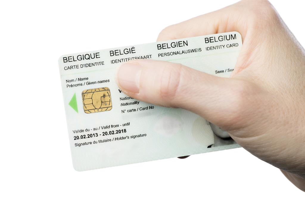 Fingerabdruck Auf Personalausweis